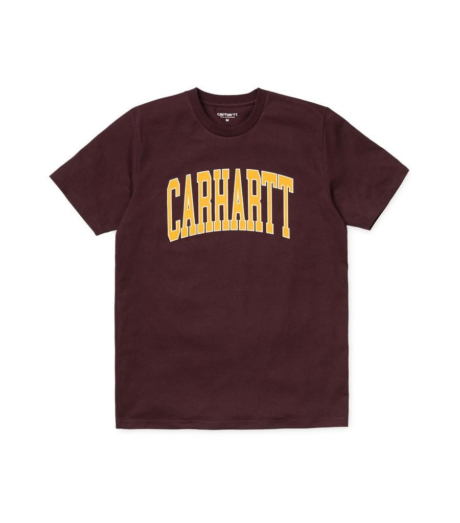 Camiseta Hombre Carhartt WIP S/S Division Damson