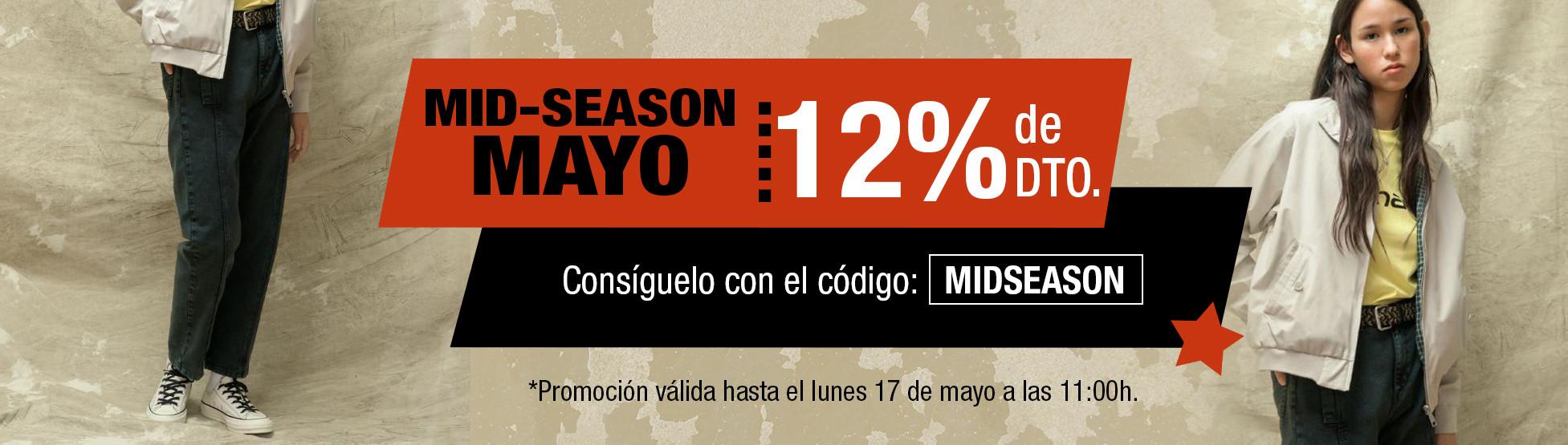 Mid Season Mayo 2021